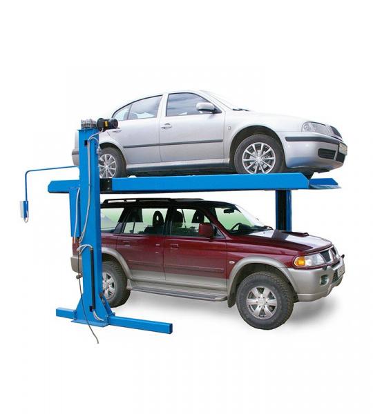 Автомобильные подъемники - основное оборудование для автосервиса